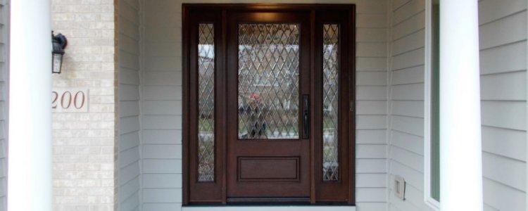 Exemplary Exterior Door Replacement in Bellwood, IL