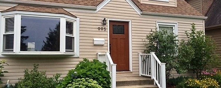 Simple Exterior Door Replacement in Bartlett, IL